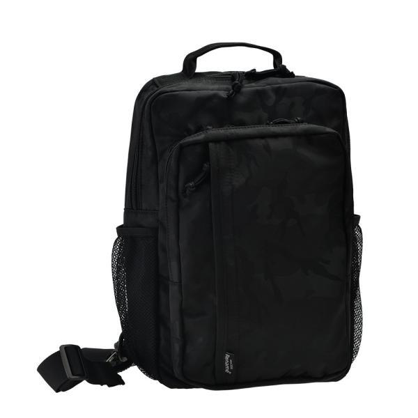 ボディバッグ メンズ メッセンジャーバッグ ボディーバッグ ワンショルダー バック 軽量 ナイロン 大容量 迷彩柄 ブラック 黒 かばん アウトドア A4 大きめ|crosscharm|16