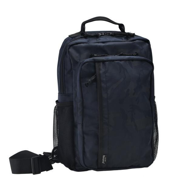ボディバッグ メンズ メッセンジャーバッグ ボディーバッグ ワンショルダー バック 軽量 ナイロン 大容量 迷彩柄 ブラック 黒 かばん アウトドア A4 大きめ|crosscharm|17