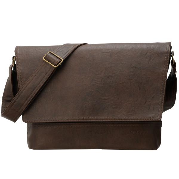 ショルダーバッグ メンズ メッセンジャーバッグ カジュアル バック ビジネスバッグ 斜めがけ バッグ 鞄 斜め掛け バッグ ブランド おしゃれ|crosscharm|18