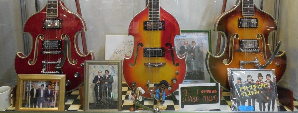 楽器店 CROSSROAD