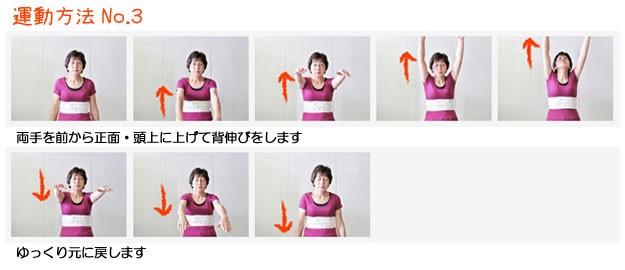 運動方法3