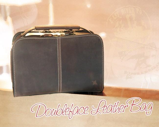 レザー・革製・メンズバッグ・セカンドバッグ
