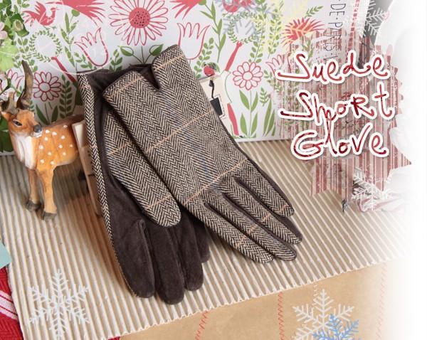 レディース・レザーグローブ・手袋