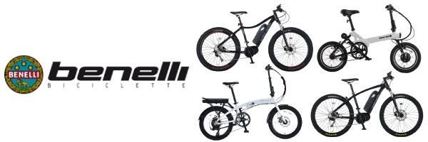 ベネリ マウンテンバイク MTB 電動自転車 イーバイク e-bike