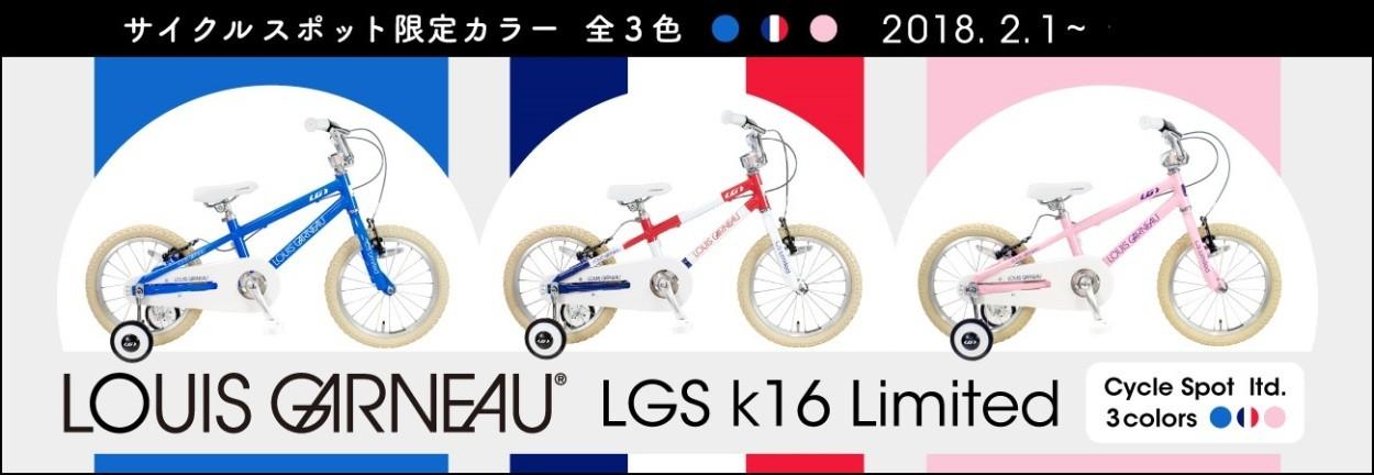 ルイガノ子供自転車オリジナル