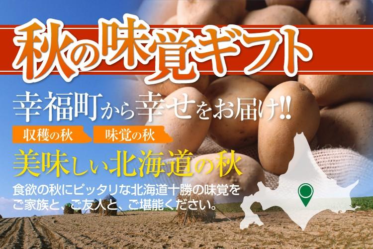 【帯広幸福町松浦農場】秋の味覚ギフト