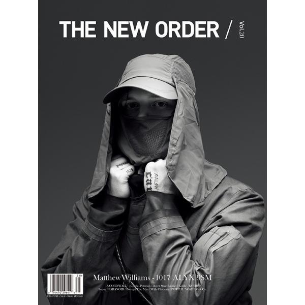 THE NEW ORDER #20 / KOHH / Matthew Williams|d-tsutayabooks|05