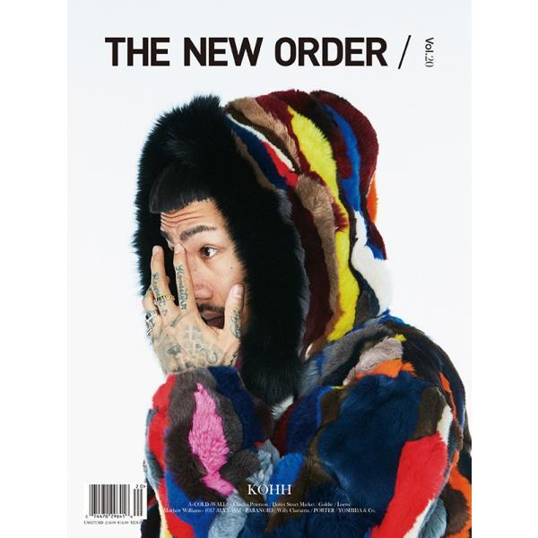 THE NEW ORDER #20 / KOHH / Matthew Williams|d-tsutayabooks|04