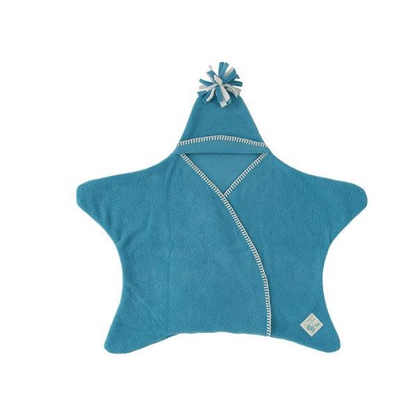 おくるみ 星型アフガン ベビー 冬ギフト プレゼント 出産祝い 防寒 冬 暖かい フリース|dadcco|12