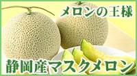 静岡産 マスクメロン