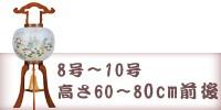 行灯:8号〜10号