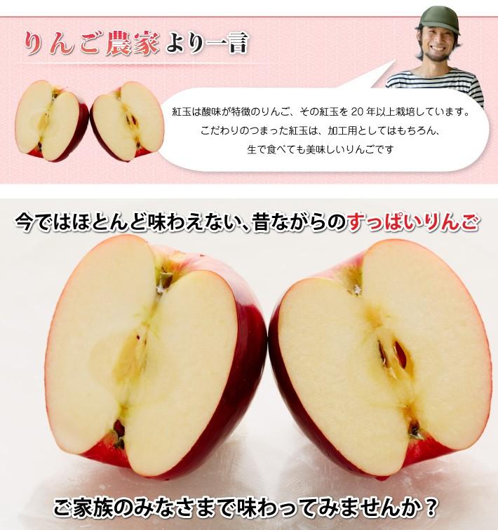りんご農家より一言