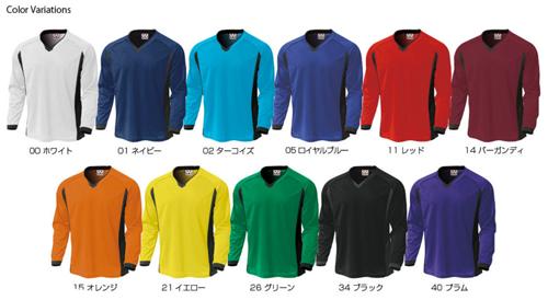 ロングシャツ,速乾性,カラーバリエーション,ドライシャツ,長袖,丸首,生地