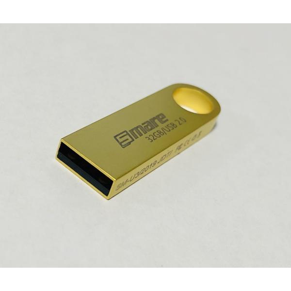 USBメモリ 32GB 全4色カラー USB2.0対応メタル 小型 防水 耐衝撃 ポイント消化 プレゼント|dearfrise|05