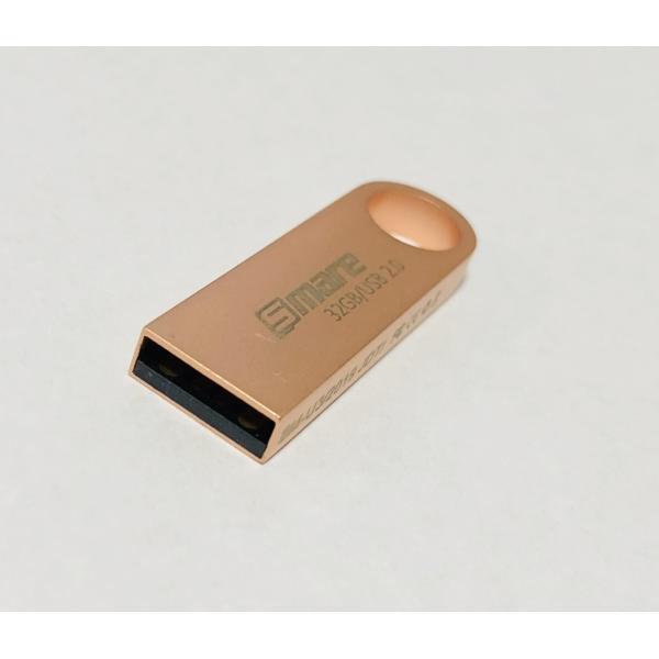 USBメモリ 32GB 全4色カラー USB2.0対応メタル 小型 防水 耐衝撃 ポイント消化 プレゼント|dearfrise|06