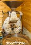 デカフェタイム焙煎機
