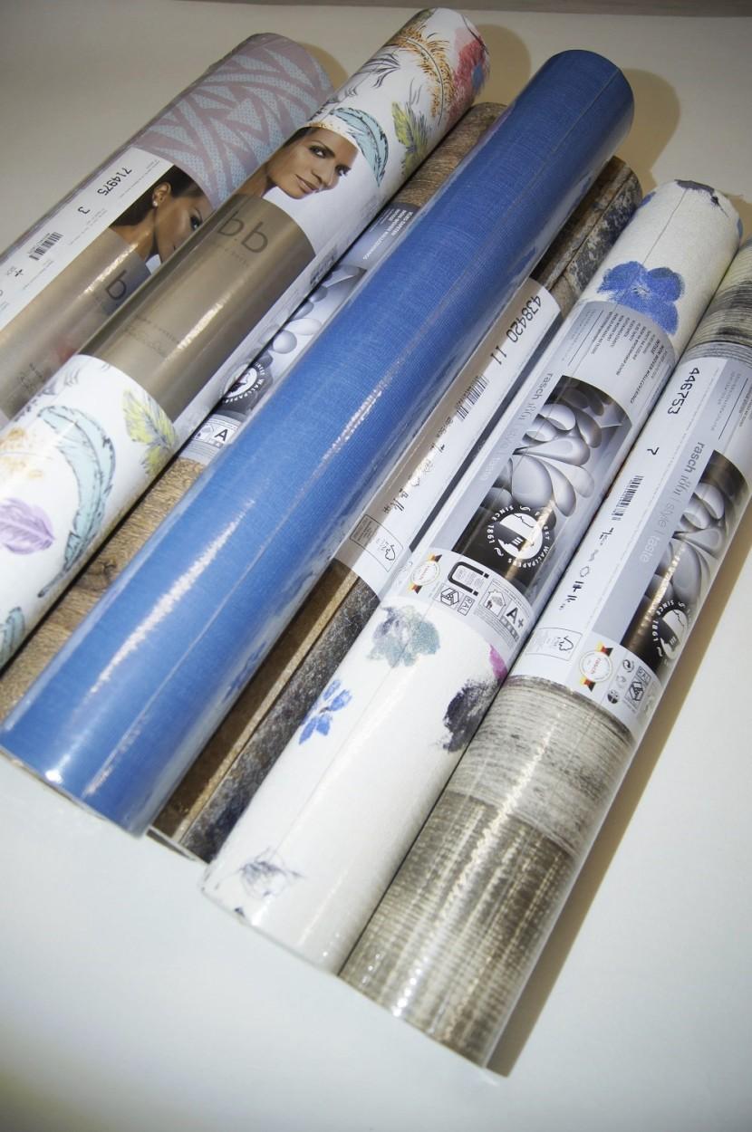 ドイツrasch社製壁紙1ロール