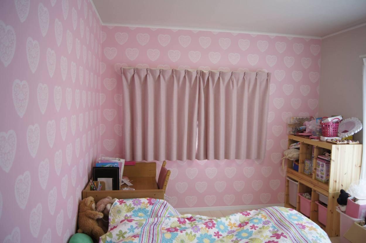 子供部屋(女の子)写真