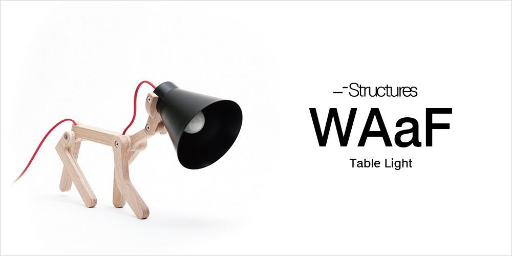 WAaf(ワァフ・テーブルライト)28,000円