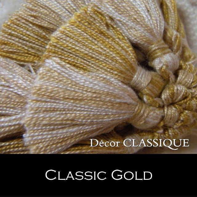 オリジナル キータッセル|ダブルレイヤー | コットン素材 | Decor CLASSIQUE|decor-classique|14
