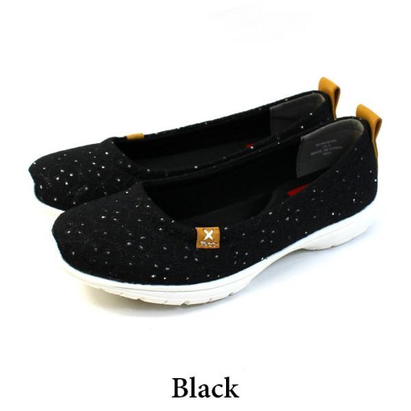 パンプス レディース BOBSON ボブソン ブランド 軽量 ローヒール 楽ちん 黒 靴 ブラック 歩きやすい インソール 2018ss / 69-738183