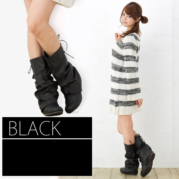 BLACK-ブラック-どんなスタイルにもしっくり馴染む色。