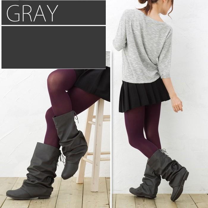 GRAY-グレー-他の色との協調性が高くどんな色にも馴染みます。