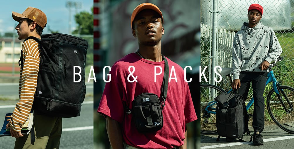 BAG & PACKS