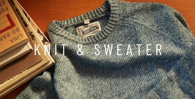 SWEATER & KNIT