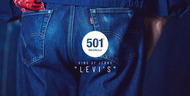 Levi's / リーバイス