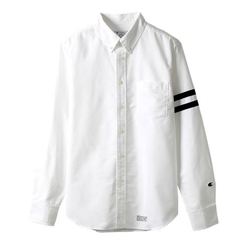 長袖カジュアルシャツ