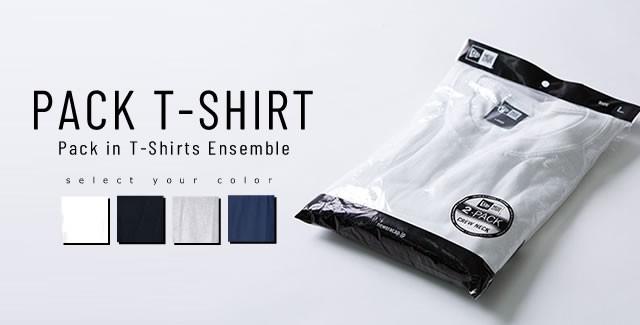 ニューエラ パックTシャツ