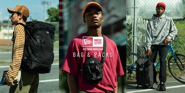 NEW ERA BAG & PACKS/ニューエラ バッグ&パックス