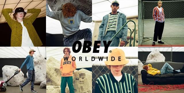 OBEY / オベイ