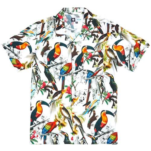 半袖カジュアルシャツ
