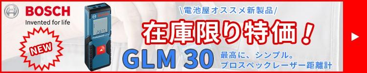 ボッシュ(BOSCH) GLM 30 レーザー距離計