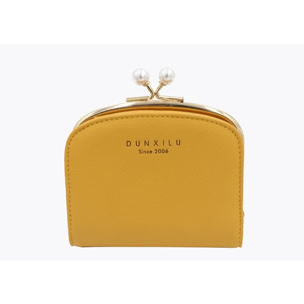 ミニ財布 レディース 二つ折り財布 ガマ口人気 小さい かわいい レザー 女性用 プレゼント お財布 ミニウォレット コンパクト カード小銭入れ|denimstorm|13