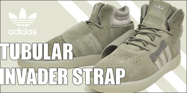 adidas tubular invader strap アディダス チューブラ インベーダー ストラップ