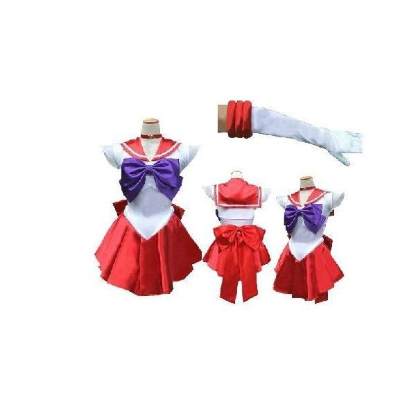 ハロウィーン X'mas クリスマス衣装 美少女戦士セーラームーン コスチューム ハロウィン  コスプレ レディス 大人用  キャラクター 変装|deris|06