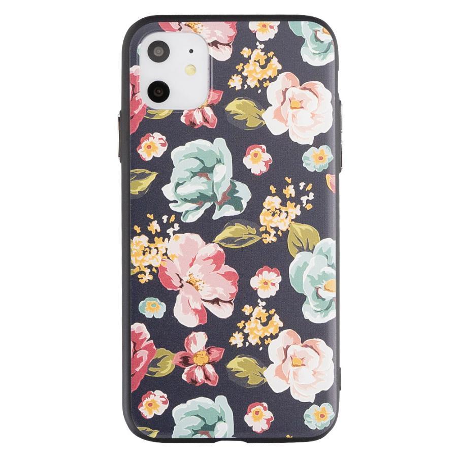 iPhone12 ケース iPhone SE iPhone11 ケース アイフォン 12 mini ケース アイフォン11 ケース iPhone 12 pro SE2 8 XR X ケース dm「フルール」 designmobile 16