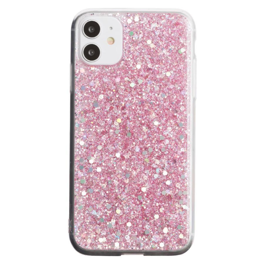 iPhone12 ケース iPhone SE iPhone11 ケース アイフォン 12 mini ケース アイフォン11 ケース iPhone 12 pro SE2 8 XR X ケース dm「グリッター」|designmobile|22