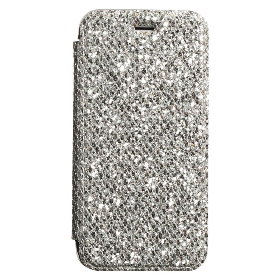 iPhone8 ケース SE2 XR ケース スマホケース 手帳型 XS MAX iPhone7 Plus iPhoneケース Plus シンプル キラキラ dm「カルネ」|designmobile|30