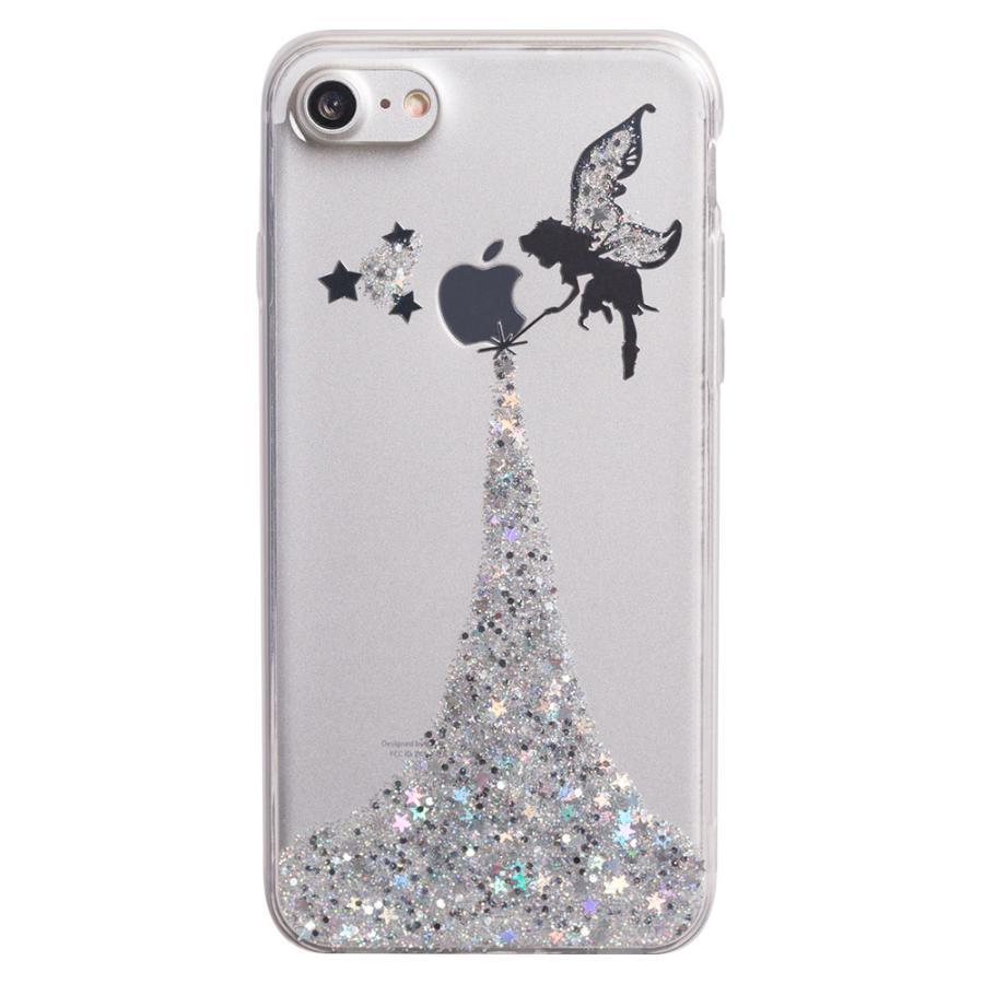iPhone8 ケース SE2 XR ケース スマホケース XS MAX X iPhone7 iPhoneケース かわいい ティンカーベル dm「ティンク」|designmobile|14