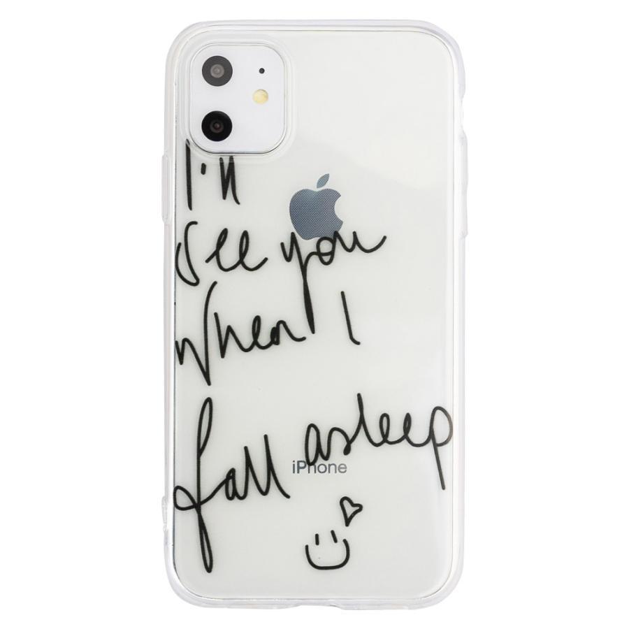iPhone11 ケース アイフォン11 ケース iPhone8 ケース iPhone11proケース XR ケース かわいい dm「メッセージ」 designmobile 16