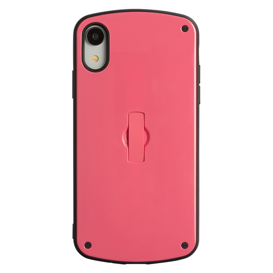 iPhone11 ケース アイフォン11 ケース iPhone8 ケース iPhone11proケース XR ケース 耐衝撃 スマイル リング 付き dm「フラットリング」|designmobile|25