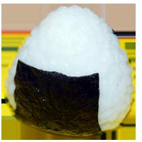 お米の食品サンプル