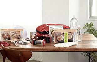 IZAMESHIのコンセプトは「食べない備蓄食から、おいしく食べる長期保存食へ。」