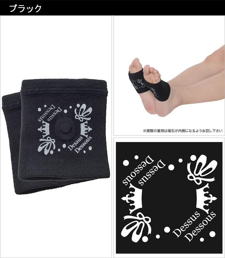 磁気治療フットバンドカラー