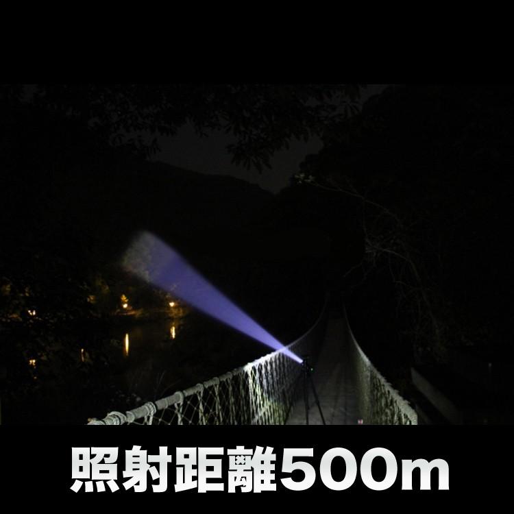 ハンディライト 2000ルーメン