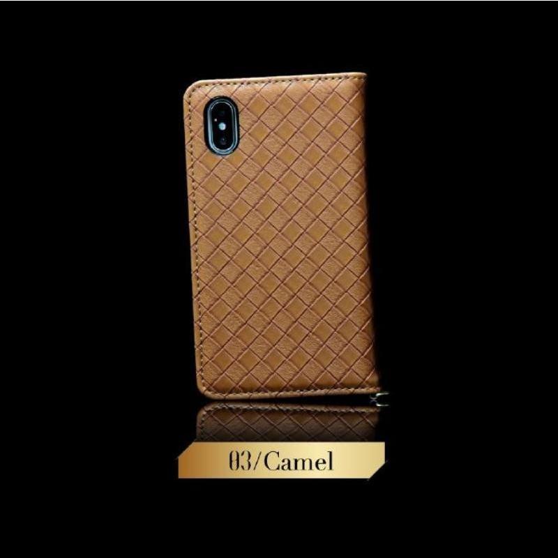 スマホケース 手帳型ケース 編み込みメッシュ iPhone 12 mini iPhone 12 pro max iPhone11 pro max iPhoneXS iPhone XR iPhone8 iPhone7 Plus iPhone6s Plus dezicazi 19